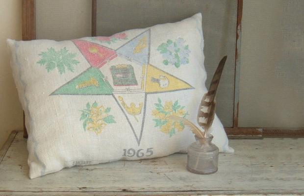 flour sack pillow cases