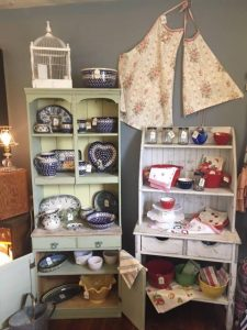 Cotton Creations Featured Designer: Little White Church Antiques
