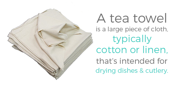 what is a tea towel