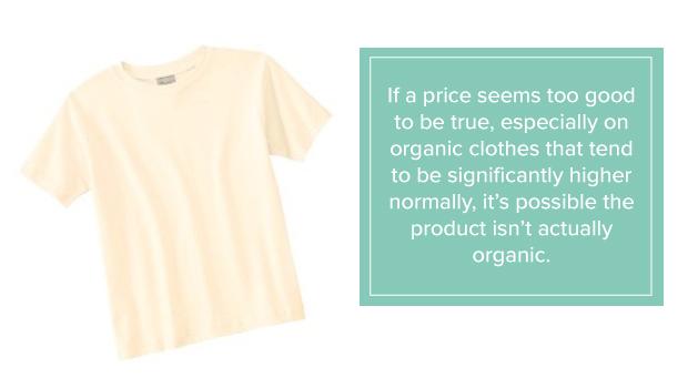 organic cotton prices