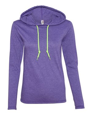 purple womens sweatshirt