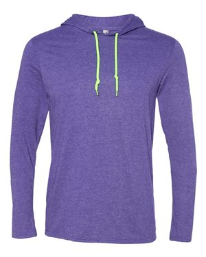 ANVIL SWEATSHIRT PURPLE