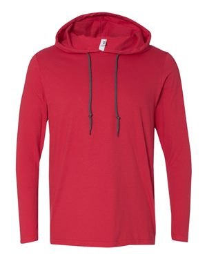 ANVIL SWEATSHIRT RED