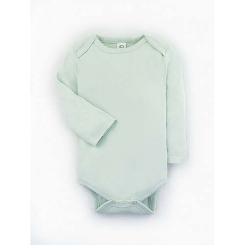 Long-Sleeve Upgrade for Any Baby Onesie Design