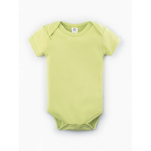 447e8f94a Customize Organic Short Sleeve Baby Onesie by Colored Organics ...