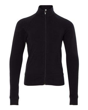 black practice jacket