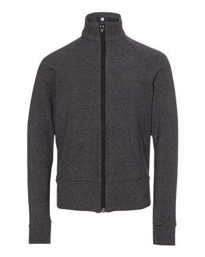 grey practice jacket