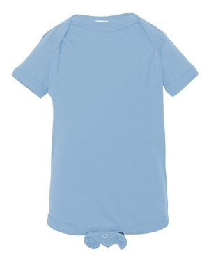 Short Sleeve BLUE Onesie