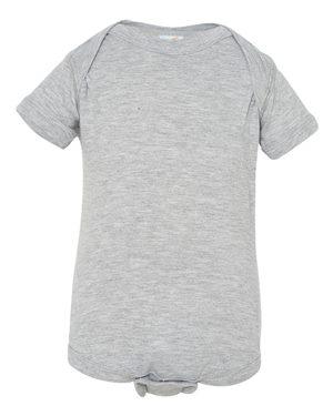 Short Sleeve GREY Onesie