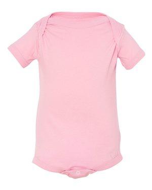 Short Sleeve PINK Onesie