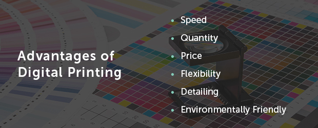 advantages of digital printing