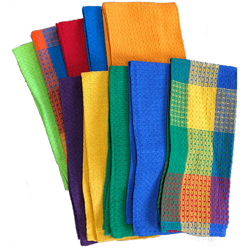 Home Basics Colored Kitchen Towel 18 X 28 By R R Textile Mills Inc