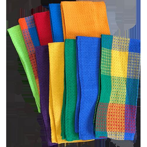 Home Basics Colored Kitchen Towel - 18\