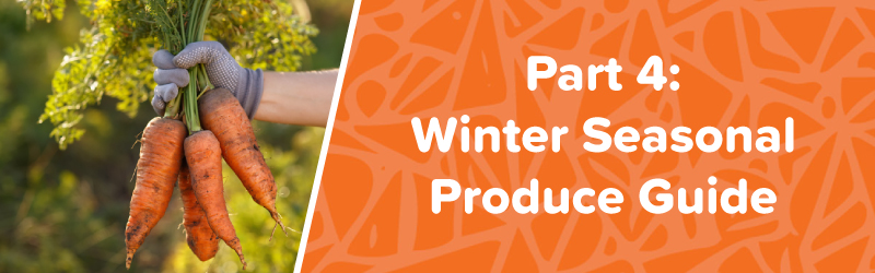 winter seasonal produce