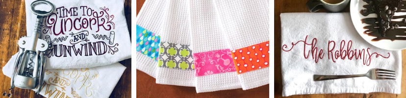 Kitchen Towels - Wholesale & Bulk Pricing Available | Cotton