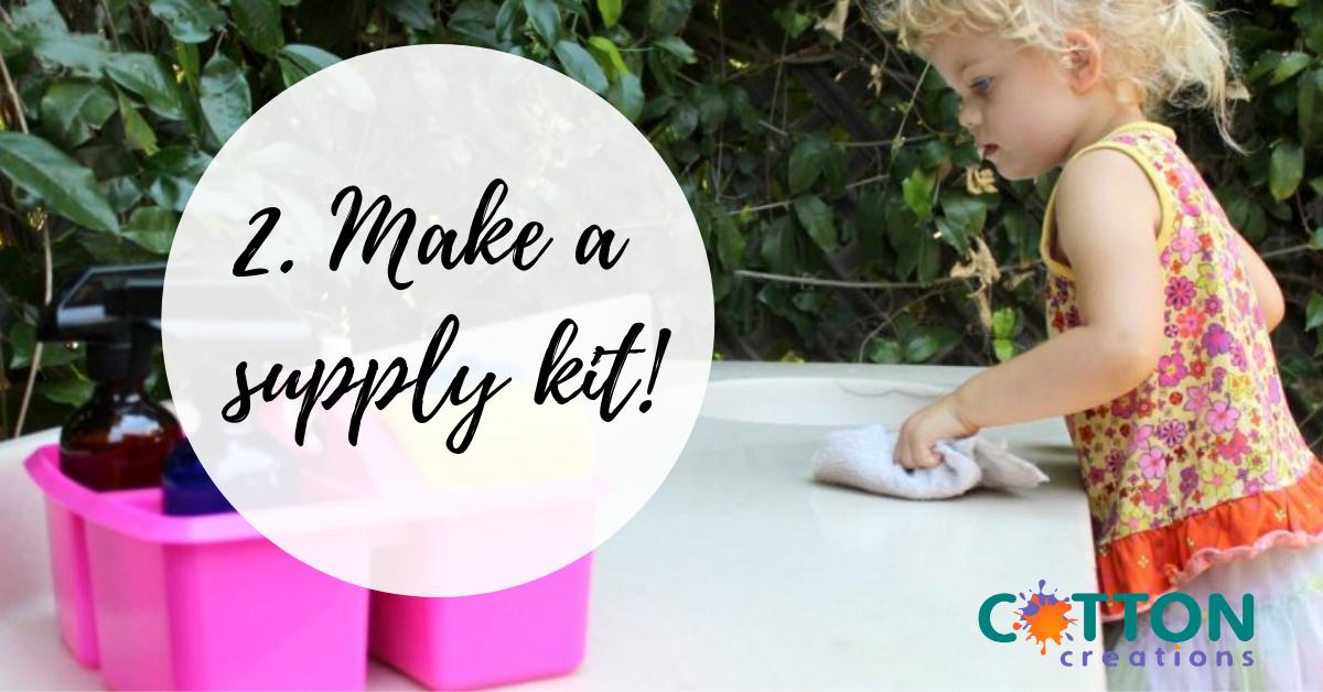 make a supply kit