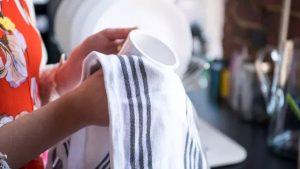 Kitchen Towels vs. Dish Towels