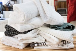What Materials are Used for Kitchen Towels?
