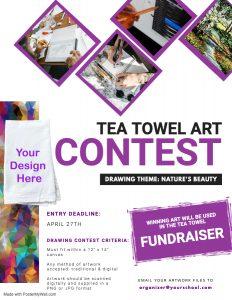Art Contest Flyer Template_High School
