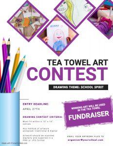 Art Contest Flyer Template_school