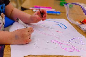 Child Drawing artwork