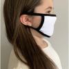 Black_White Kids Mask