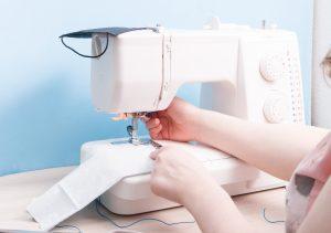 sewing cloth towel masks