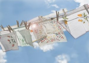 Custom printed handkerchiefs
